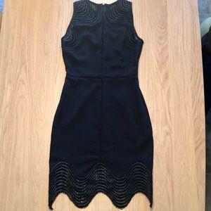 Adelyn Rae black dress